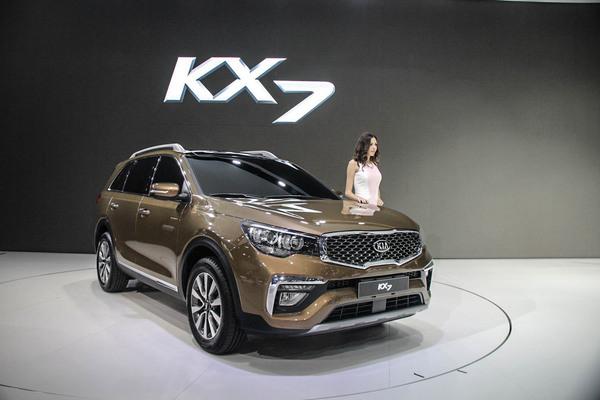 起亚KX7