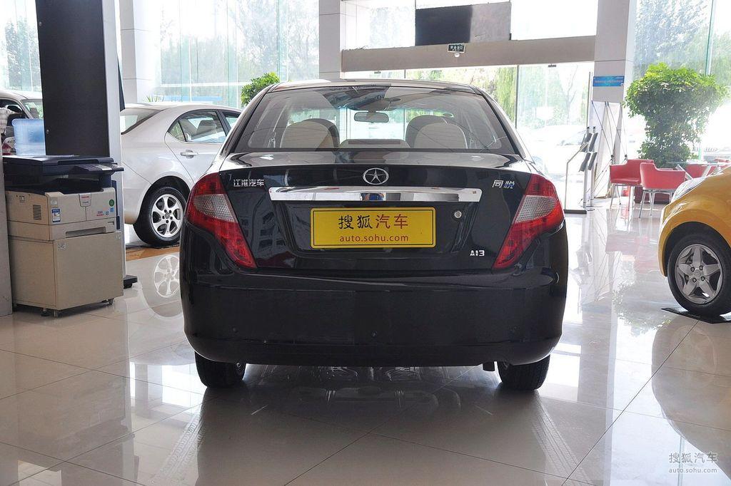 2012款江淮同悦1.3l豪华型到店实拍高清图片