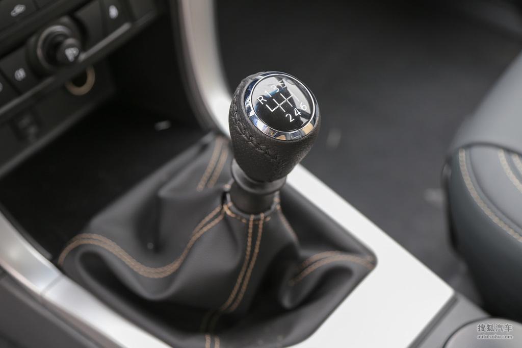 2014款长城风骏6 2.0t柴油四驱领航型