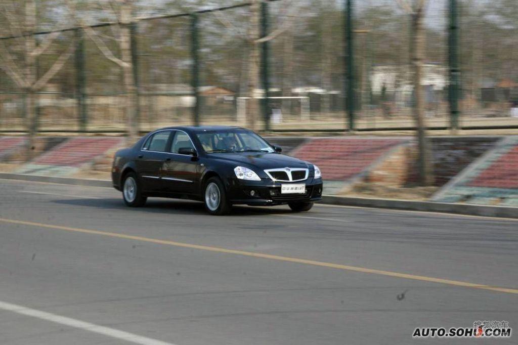 2007款中华尊驰1.8T自动豪华型实拍高清图片
