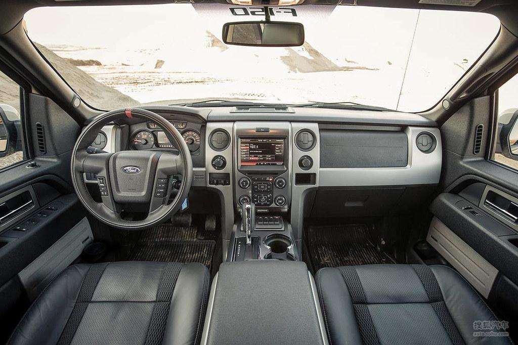 福特猛禽f150大皮卡 现车成就潇洒之旅图片