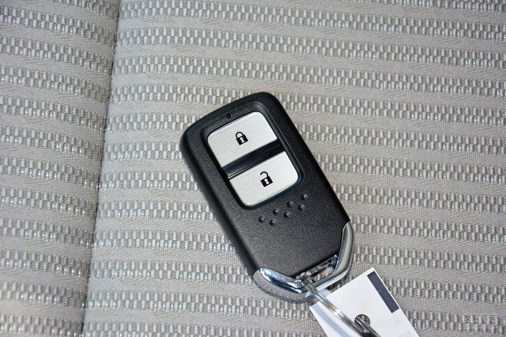 2014款本田飞度1.5l cvt exli领先型 - 汽车钥匙