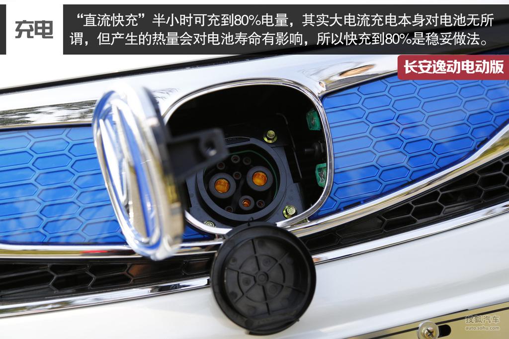 【 长安逸动电动车高清图片】_图解_搜狐汽车网