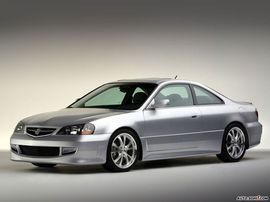2003款讴歌 CL Type-S Co
