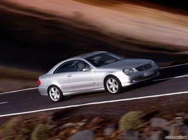 2003 奔驰 CLK500