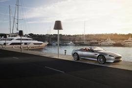 2013款阿斯顿马丁DB9 Volante