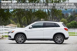 2014款三菱劲炫2.0L自动两驱精英版