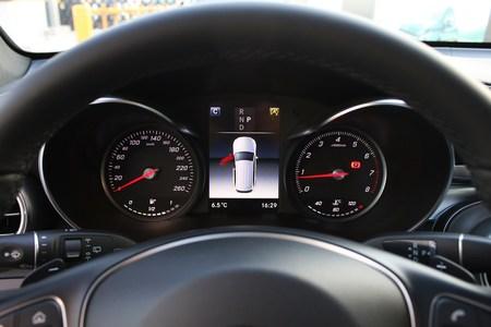 北京奔驰GLC级最高置换2万元有优惠补贴吉利帝豪gs领潮版语音系统图片