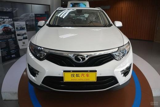 搜狐汽车 北京辽京合众汽车 车型报价 2017款 dx7 1.