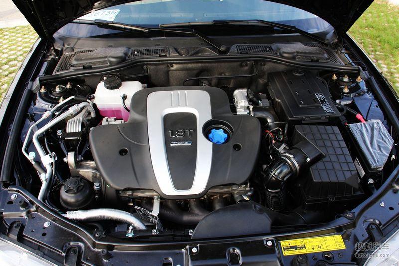荣威750发动机图片_【 荣威750混合动力图片】_2011款 1.8T 750 HYBRID混合动力版_底盘发动 ...