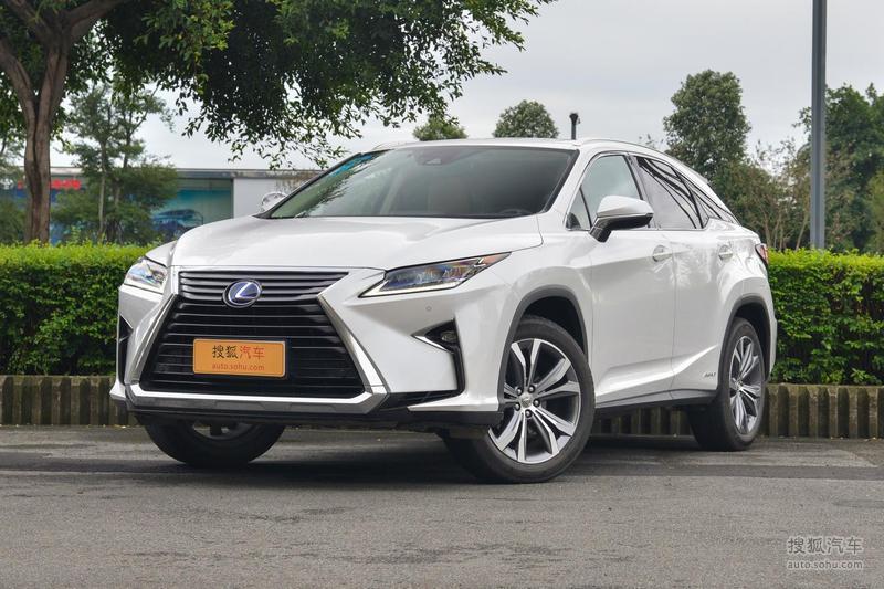 Lexus Is 350 >> 雷克萨斯RX混动图片】_珍珠白色_外观_搜狐汽车网