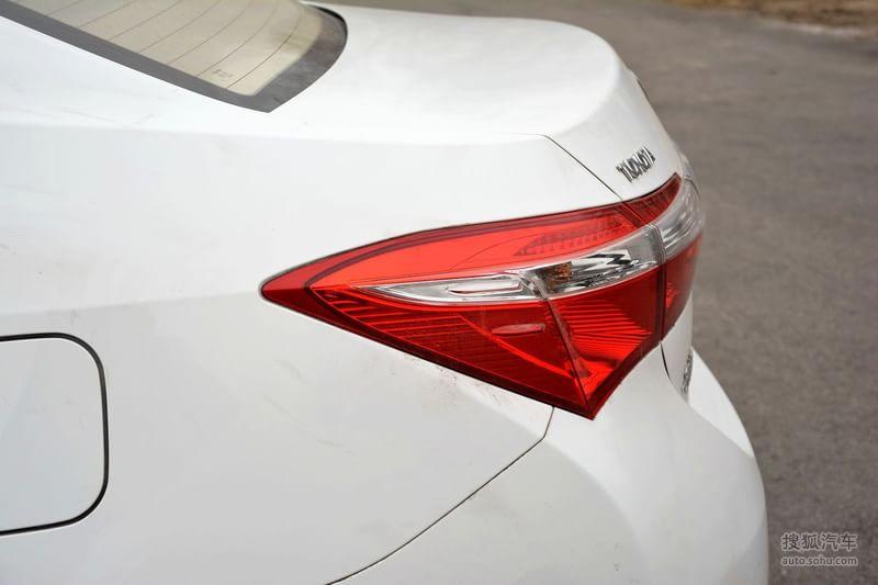 2014款丰田卡罗拉1.6L手动GL i图片