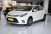 [扬州]丰田雷凌最高降价1.25万 现车销售