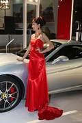 2011北京进口车博览会车模