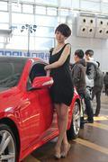 2012烟台春季车展靓丽车模
