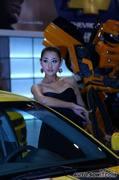 2009北京汽车嘉年华·博览会车模实拍