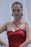 2012苏州车展美女车模