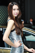 2011广州车展车模精选大片第一季