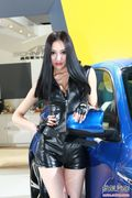 201212美女车模第一波