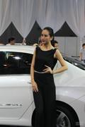 2013成都车展东风标致车模