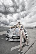 【改装与激情】完美胸器对决铁血Porsche