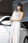 :2012天津汽车工业展览会-美女模特