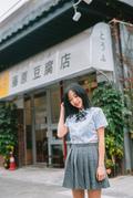 清纯妹子茂木夏树 秋名山探访藤原豆腐店