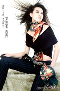 09上海车展 福特帅哥美女车模精彩写真