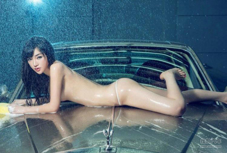 车模裸身扮演洗车妹极致诱惑 - 飞翔龙卷风 - 网闻·博采·家国·人生