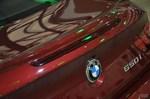 全新宝马6系Coupe 上海车展实拍