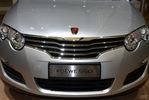 荣威550 上海车展实拍
