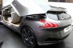 2012款标致HX1法兰克福车展实拍