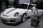 2012款保时捷911 GT3 RS法兰克福车展实拍