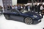 2013款保时捷911 Carrera S法兰克福车展实拍