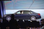 奔驰迈巴赫S500 4MATIC探营实拍