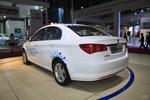 荣威350纯电动车 车展实拍