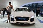 现代Blue2 上海车展实拍
