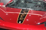 法拉利458中国限量版 2012成都车展实拍