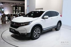 [天津]东风本田CR-V混动最低售21.98万元