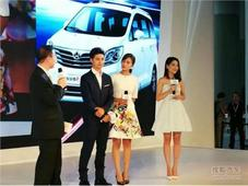 和田亮一起 4.89万把长安睿行S50V开回家