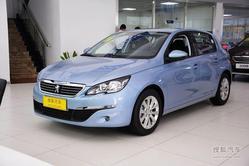 [天津]标致308S现车充足购车优惠1.8万元