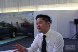 访BMW南京宝景芮红星—价值典范恒久信赖