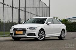 [太原]奥迪A4L最高优惠7.2万元 现车销售