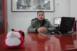 新春高端访谈 唐山庞大骏驰总经理袁瑞青