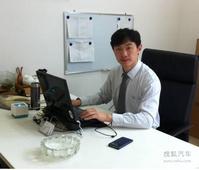 专访温州宝诚宝马销售经理---周震宇先生