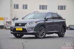 日系高级SUV代言者 雷克萨斯RX优惠2.7万