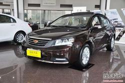 [锦州]帝豪EC7最高优惠4000元 少量现车