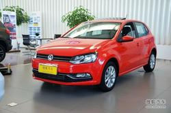 [长沙]上汽大众Polo优惠1.1万元现车供应