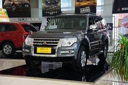 [太原]三菱进口帕杰罗优惠1万 现车销售!