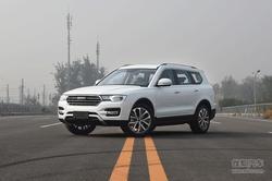 [东莞]哈弗H7购车价格优惠4000元 送礼包
